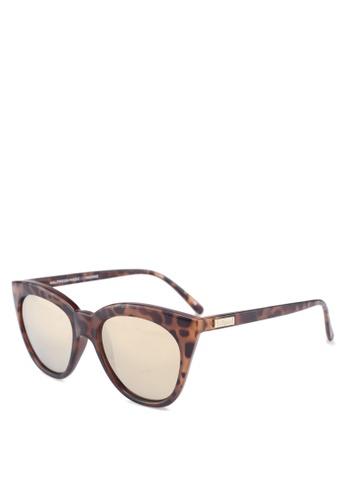 7d5a0ea1b4 Shop Le Specs Halfmoon Magic Sunglasses Online on ZALORA Philippines