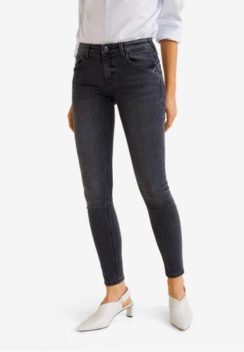 b927b4cf34 Buy Mango Kim Skinny Push-Up Jeans Online on ZALORA Singapore