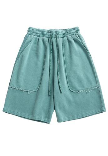 Twenty Eight Shoes Loose Casual Shorts 3662S21 99F2BAA20ECF5EGS_1