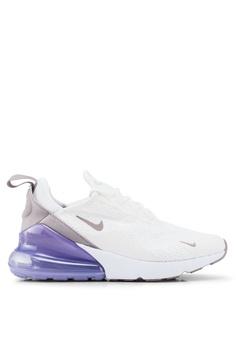 7f372dfe886 Nike white Nike Air Max 270 Shoes DEC66SHF74A24DGS 1