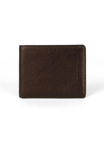 Shilton brown Shilton Ascot Wallet SH781AC91CBWSG_1