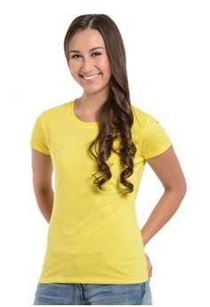 Newyork Army Ladies Roundneck Slim fit T-shirt