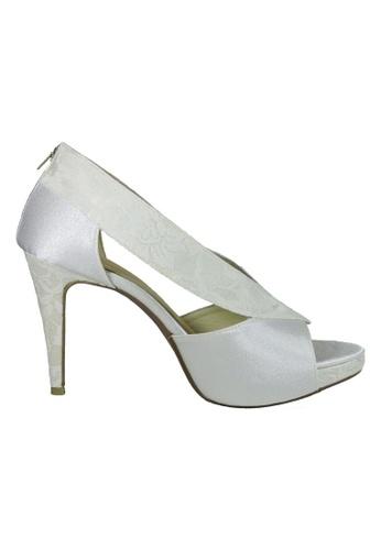 Jacque white Jaycee White Heels JA262SH78MANMY_1