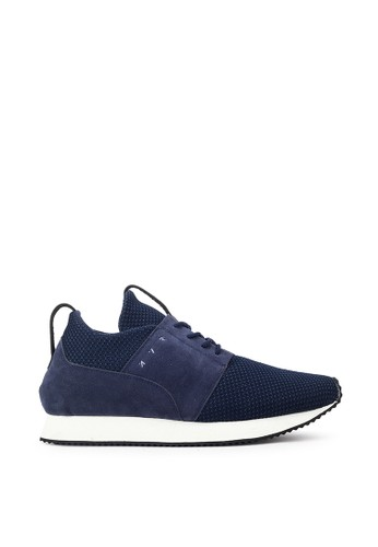 Navara navy Esteemist Dawn Navy Sneakers 0889CSHEB5FCC4GS_1