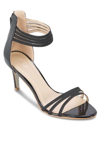 多帶繞踝高跟鞋, 女鞋esprit分店, 細帶高跟鞋