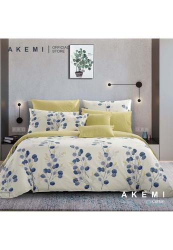 AKEMI yellow AKEMI Cotton Select Adore - Weylyn  (Fitted Sheet Set) 1C4E2HLB6FEFB6GS_1