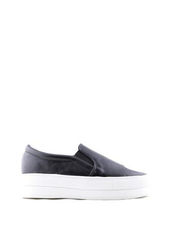 Te Chi-Chi black Printed Mickey Sneakers TE125SH06NINMY_1