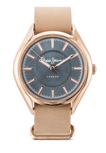 R2351101501 Alice 女裝皮革手錶, 錶類, 飾esprit 品牌品配件