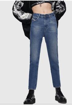 434da5e1 Diesel blue Straight D-Eiselle Jeans A591FAA03F28ECGS_1