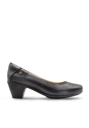 Hush Puppies black Womens Casual Shoes Loren Pump 9E29CSHE247995GS_1