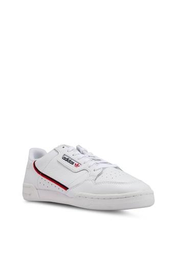 new concept 3fe7c 4d9aa Buy adidas adidas originals continental 80 sneakers  ZALORA