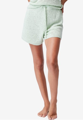 Cotton On Body blue Summer Lounge Shorts 12980AAB7D65ECGS_1