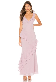 0db7f74af7 Privacy Please pink Tallulah Maxi Dress(Revolve) 958B9AACA5D190GS 1