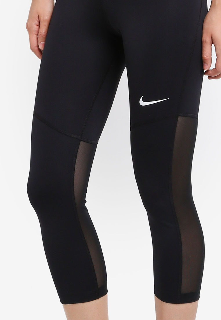 Nike White Fly AS Victory Nike Black W Tights Crop EAOwx8nq4