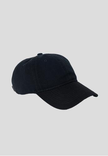 We Enjoy Simplicity black WES Unisex Baseball Cap (Black) A68B1ACE512BF4GS_1