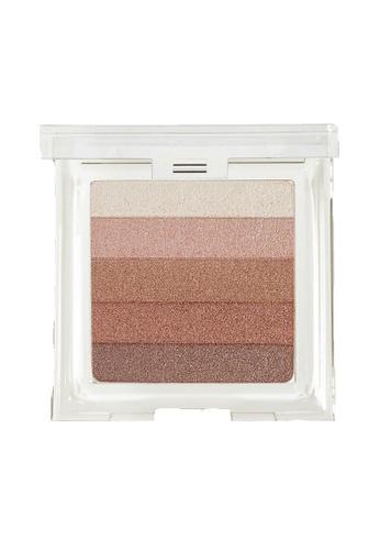 Physicians Formula pink and multi Eye Shadow: [Physicians Formula Official] Shimmer Strips Custom Bronzer, Blush & Eye Shadow - Malibu Strip / Pink Sand Bronzer  (FREE x 1 Angle Brow Brush) PH385BE61DIKMY_1