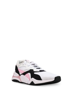 1b307a9f125 20% OFF PUMA Nova 90 s Bloc Women s Sneakers RM 469.00 NOW RM 374.90  Available in several sizes