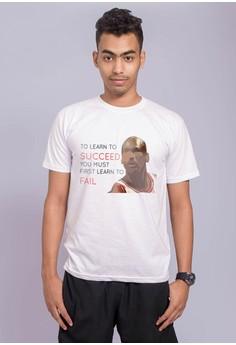 Success by MJ T-shirt