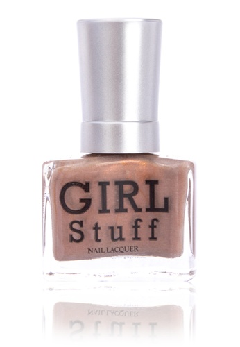 Girlstuff brown Nail Polish Summer Collection Sun-Kissed 1E8C0BE204AA75GS_1