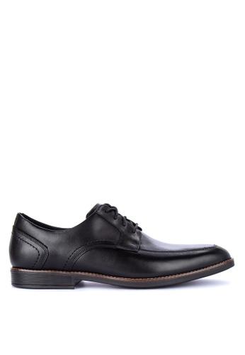 Rockport black Slayter Apron Toe Formal Shoes F914ESHAA42EEEGS_1