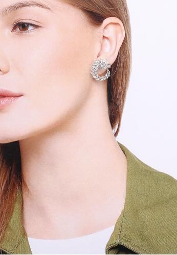 128010d68df3d Louison Hoop Pierced Earrings