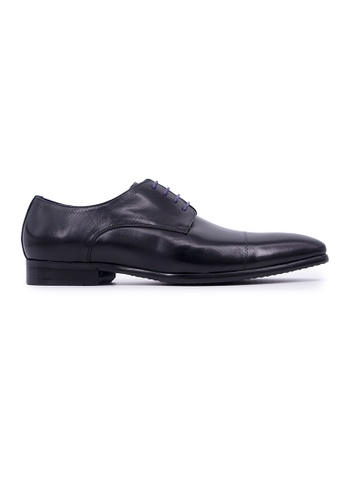 Rad Russel black Rad Russel Lace Up Derby-Black 23084SHF9877FBGS_1