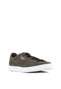 a069885fa25d 30% OFF PUMA Sportstyle Prime Suede Classic+ Shoes RM 309.00 NOW RM 215.90  Sizes 7 8 9 10 11