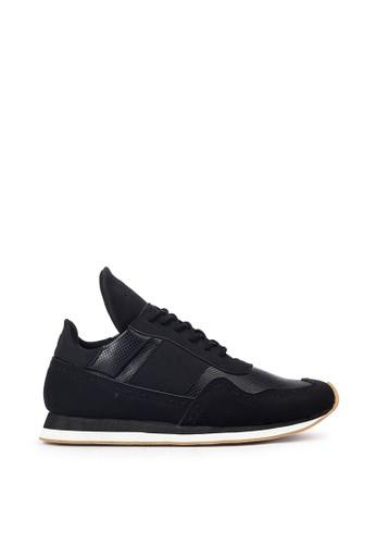 Navara black Idealist Pitch Black Sneakers 924C2SHA5C6F89GS_1