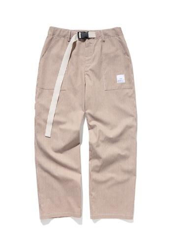 Twenty Eight Shoes Loose Stripe Casual Pants 93421W 20E1EAAFF92C80GS_1