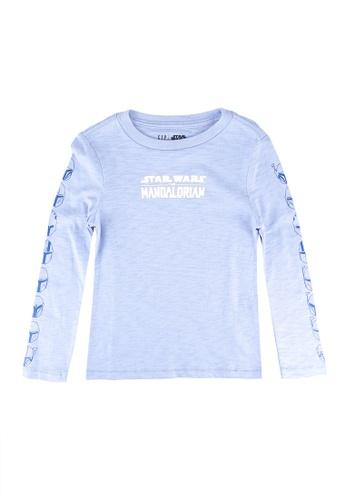 GAP blue Star Wars Graphic T-Shirt A4004KA7A56DA1GS_1