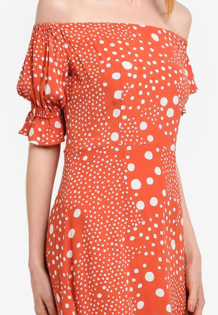 Pebble Rust The Fifth Peppers Dress Label xwSY6nfq