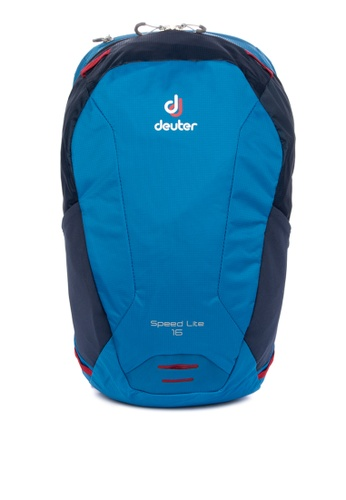 Deuter blue Speed Lite 16 Day Hike Backpack 2018 9EA37AC387B157GS_1
