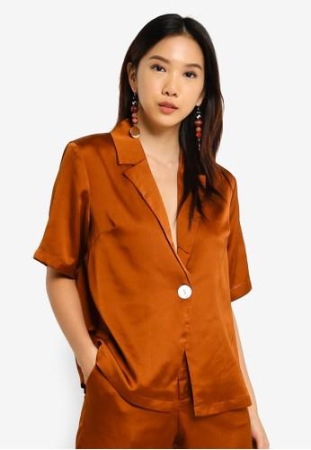 Charlie Holiday brown Heavenly Shirt B6D1EAAC687950GS_1