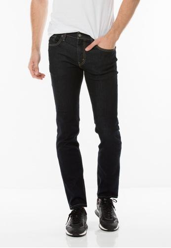 Levi's blue Levi's 511 Slim Fit Performance Cool Jeans LE815AA67GDCMY_1