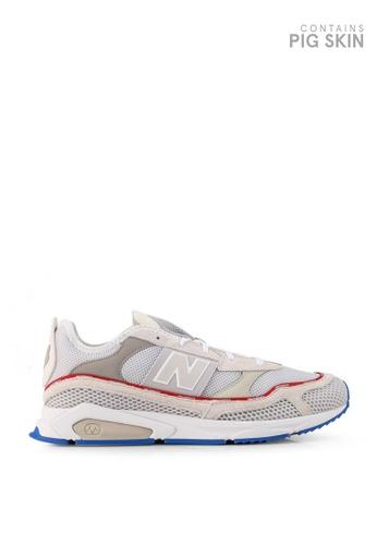 New Balance grey X-Racer Lifestyle Shoes 5F235SHCE02B78GS_1