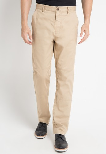 (X) S.M.L brown Lucero Pants XS330AA0WE99ID_1