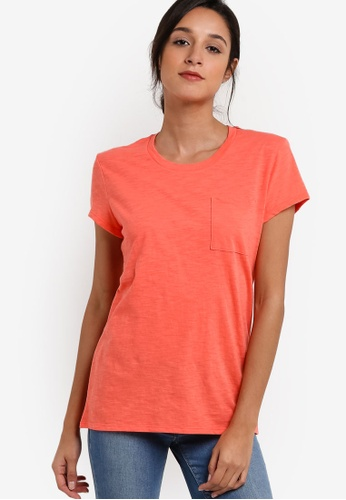 Patagonia orange Mainstay Tee PA549AA44WYPMY_1
