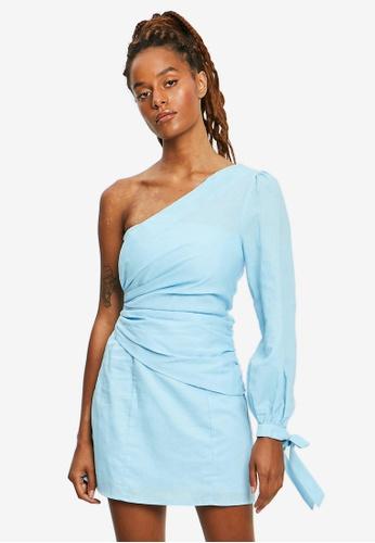 BWLDR blue Seoul Dress 13F0AAAF023B5EGS_1