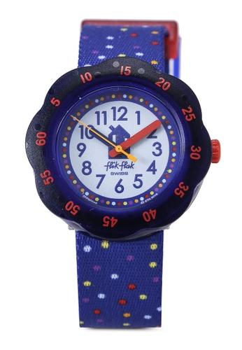 Flik Flak blue Sprinkles Watch BA242KCD920226GS_1