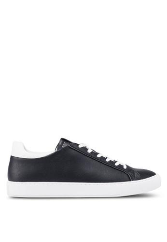 ALDO black Armanti Smart Casual Shoes 86F19SH75625B7GS_1