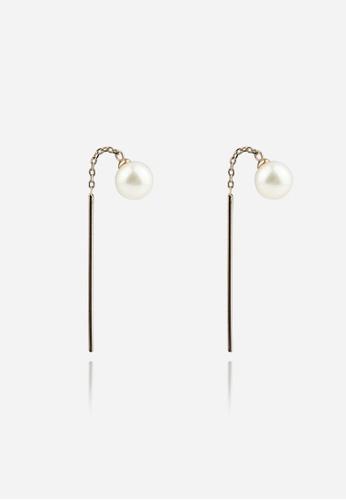 monojewelry LETTIE PEARL EARRINGS 07F7DACAB8B25AGS_1