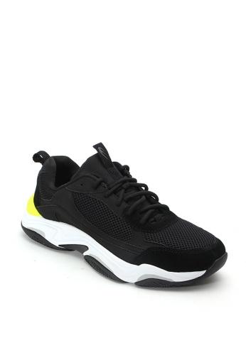 World Balance black Invictus BK-Ladies Athleisure Shoes 61950SH45734DAGS_1