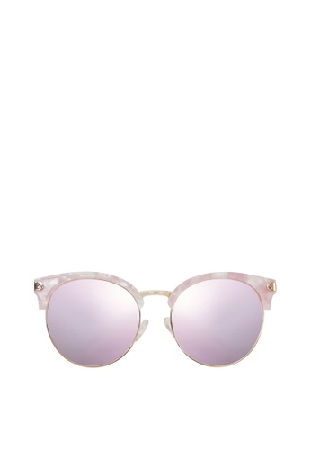 Carin pink Ronen C5 Sunglasses FFFDAGL049D273GS_1