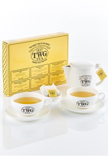 TWG Tea Stay Home Essentials Teabag (Around the Globe) 02A75ES811B660GS_1