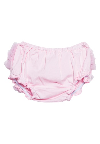 Style Me Little pink The Ruffle Petti Bloomer AD592KA64CCC2EGS_1