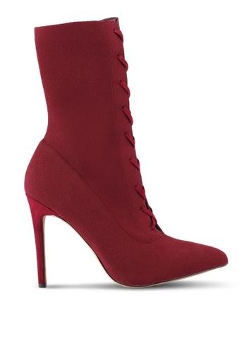 ALDO red Miassa Boots AL087SH0S72OMY_1