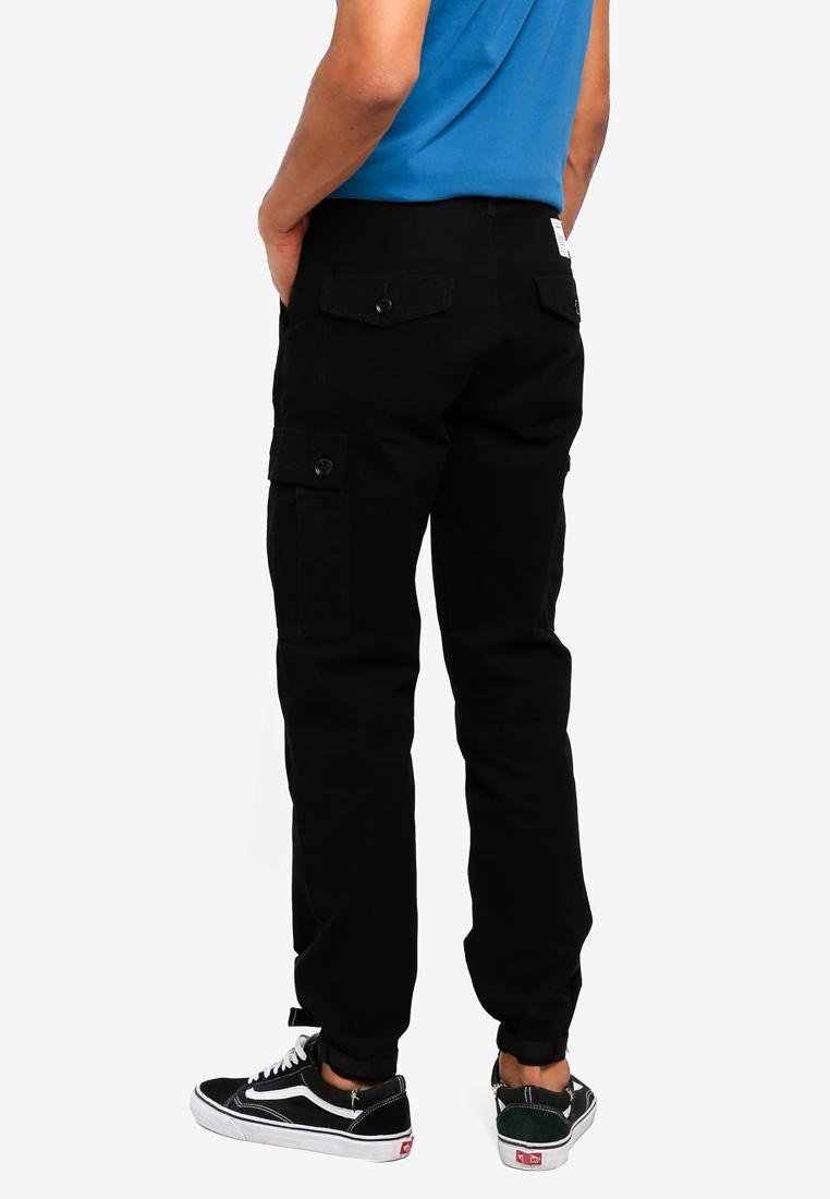 Pants Black SPARROW Denzel Climber's GREEN ZW65pHwYq