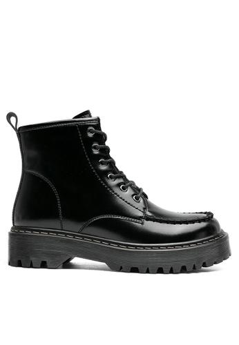 Twenty Eight Shoes Vintage Leather Brogue Boots DS0472 20484SHB857E87GS_1