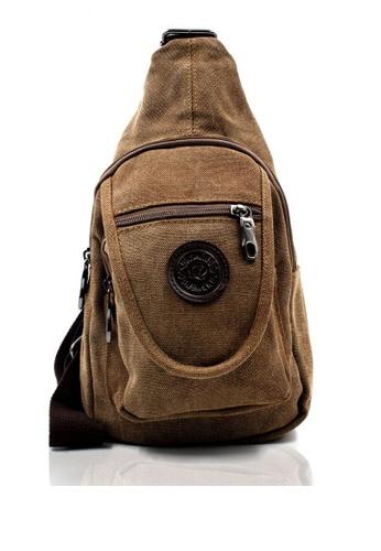 Attraxion Men's and Accessories brown Radley Crossbody Bag for Men EDBAAACED27583GS_1