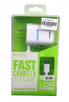 Fast Charger 1.0A for Android
